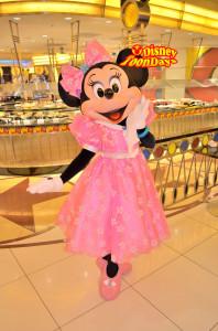 ディズニーアンバサダーホテル 旧シェフミッキー ミニーマウス