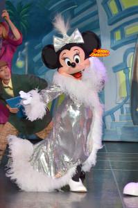 TDL トゥモローランド ショーベース ワンマンズドリームⅡ~ザ・マジック・リブズオン ミニーマウス3