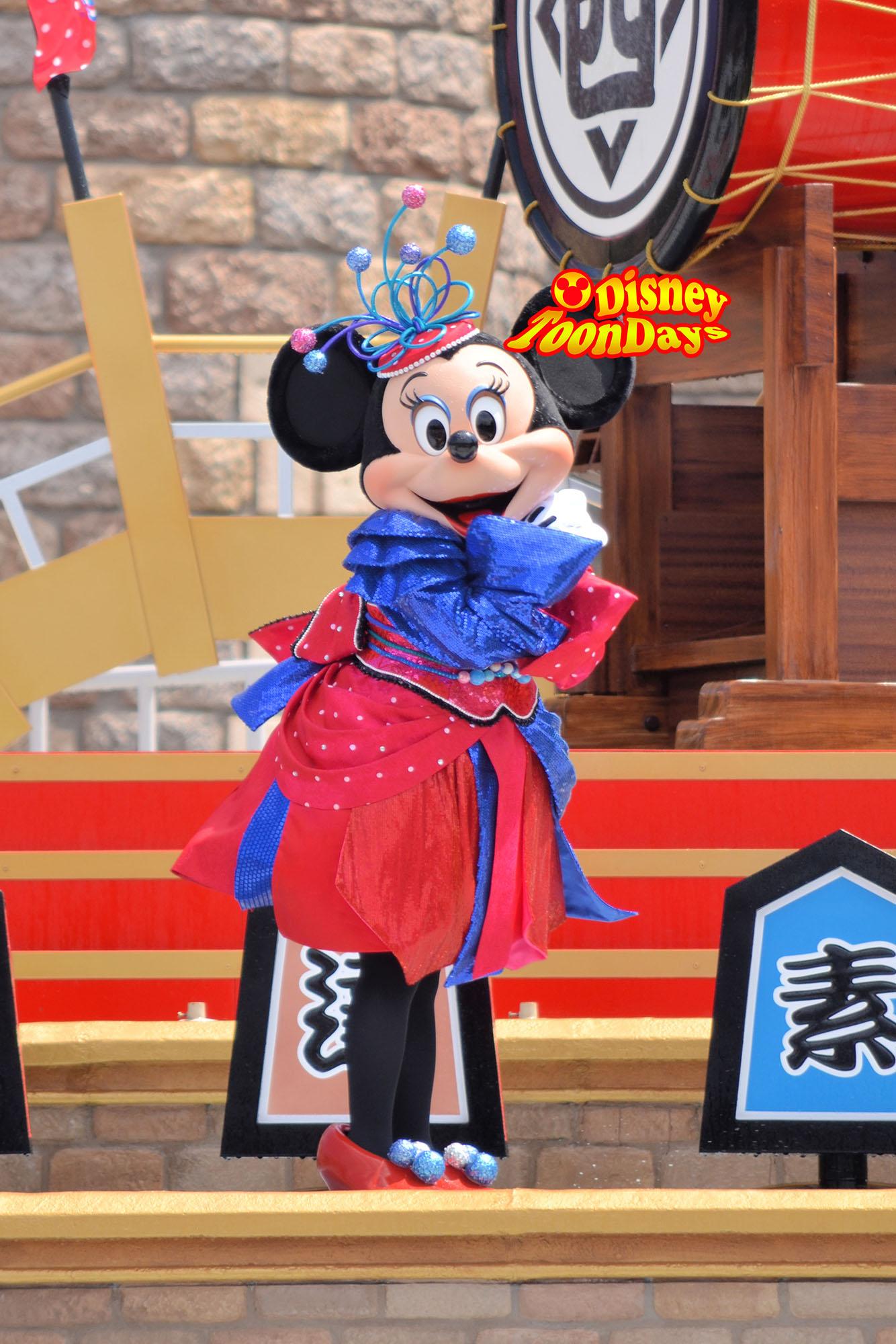 TDL 爽涼鼓舞2012 ミニ―マウス