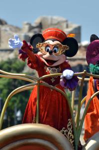 TDS ディズニーハロウィーン 2013 ハロウィーンデイドリーム ミニーマウス