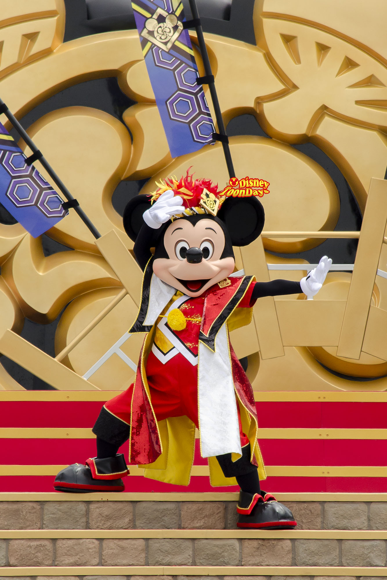 TDL 夏ディズニー2013 爽涼鼓舞 ミッキーマウス