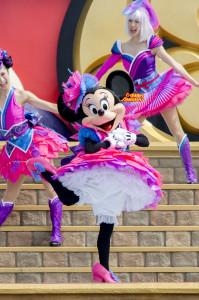 TDL ディズニー夏祭り2013 爽涼鼓舞 ミニーマウス