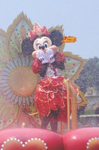 TDS サマーフェスティバル2013 ミニーのトロピカルスプラッシュ ミニーマウス
