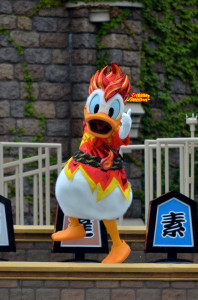 TDL ディズニー夏祭り2013 爽涼鼓舞 ドナルドダック